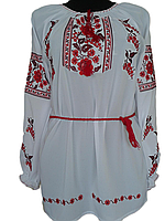 "Жіноча вишита блузка ""Нодлі"" (Женская вышитая блузка ""Нодли"") BU-0012"