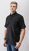 Мужская черная рубашка US BASIC