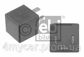Реле-прерыв.указателя поворота VW-Audi (производство Febi ), код запчасти: 11574
