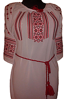 "Жіноча вишита блузка ""Одра"" (Женская вышитая блузка ""Одра"") BU-0013"