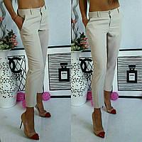 Женские брюки дудочки Цвета 7730 КК