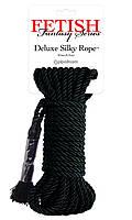 Мягкая верёвка для связывания Fetish Fantasy Series Deluxe Silky Rope