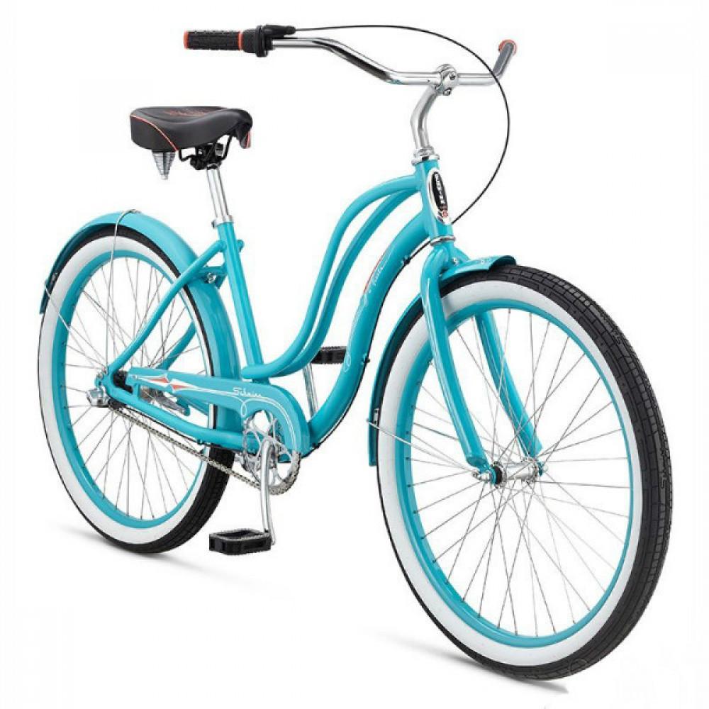 "Велосипед 26"" Schwinn Fiesta Women 2015 teal"