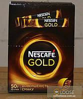 Кофе Nescafe Gold Нескафе Голд стик 2 грамма 25 шт. Розничные цены уточнять.