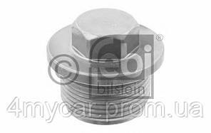 Пробка маслянного поддона VAG (производство Febi ), код запчасти: 19294