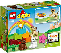 LEGO® DUPLO® ДОМАШНИЕ ЖИВОТНЫЕ 10838