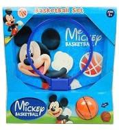Детское баскетбольное кольцо Микки Маус 3453, фото 1