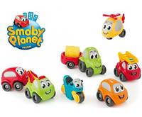 Весёлые Автомобили Vroom Planet Smoby (120209)