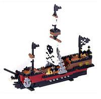 Конструктор Kawada Пиратский корабль NBM-011