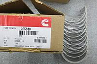 Шатунные вкладыши для бульдозера Shantui SD42 (KTA-19)