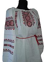 "Жіноча вишита сорочка (блузка) ""Ніккі"" *ручна робота* (Женская вышитая рубашка (блузка) ""Никки"") BU-0019"