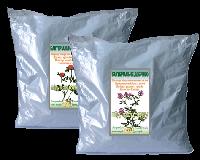 Порошкоподібні інокулянти для багаторічних бобових трав