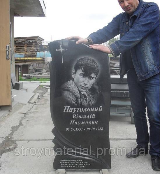 Черный мрамор на памятник памятники диабаз