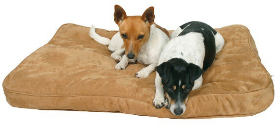 "Матрас для собак ""Monty"" светло коричневый Trixie, 90х65 см"