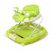 Ходунки детские на колесах с игрушкой Tilly 22088 цвета в ассортименте
