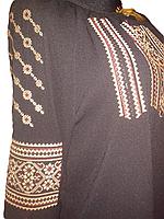 "Жіноча вишита блузка ""Норена"" (Женская вышитая блузка ""Норена"") BU-0027"
