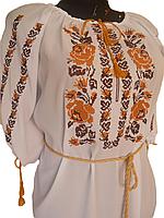 "Жіноча вишита блузка ""Норвін"" (Женская вышитая блузка ""Норвин"") BU-0025"