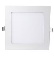 Светодиодный светильник 12w 4000K квадрат