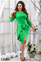 Стильное красивое платье женское (48-54), доставка по Украине