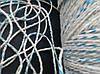 Шпагат хлопчатобумажный 610 текс для сарделек бело/цветной крученый