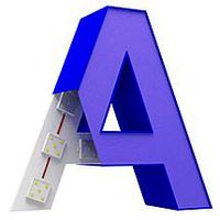 Светодиодные объёмные буквы