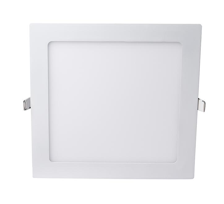 Светодиодный светильник 18w 4000K квадрат