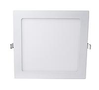 Светодиодный светильник 18w 4000K квадрат, фото 1