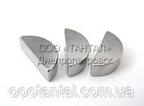 Шпонка сегментна напівкругла ГОСТ 24071-97, DIN 6888, ISO 3912