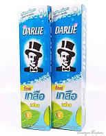 Тайская зубная паста Darlie с солью, мятой и витамином Е,  75 грамм