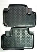 Коврики резиновые в салон автомобиля 2 шт.пер. L.Locker для Peugeot Partner 2002 г.