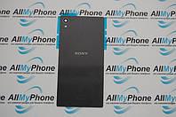 Задняя панель корпуса для Sony E6603 Xperia Z5 / E6653 Xperia Z5 / E6683 Xperia Z5 Dual серая