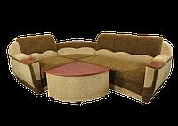 """Угловой диван """"Мадрид"""" в ткани 1 категории (ткань 7)"""