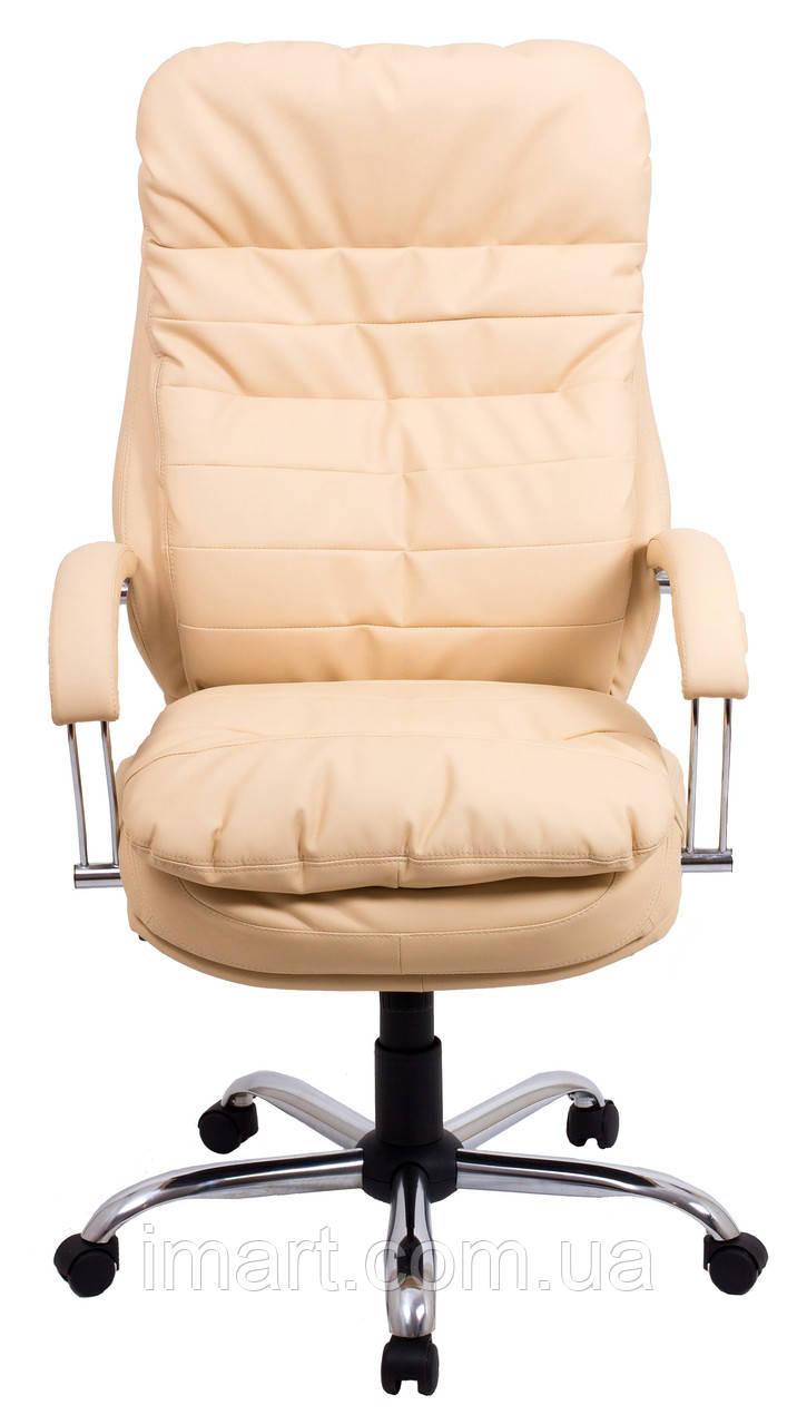 Купить Кресло для руководителя Валенсия хром к/з Флай/Неаполь, Richman