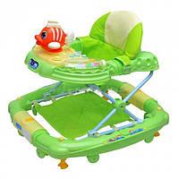 Ходунки детские на колесах рыбка Tilly 6220SY цвета в ассортименте