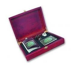 Изысканный подарочный набор из 6 предметов S.QUIRE SET24 1308YB-SW02