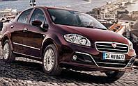 Автомобильные чехлы Fiat Linea с 2007... EMC Elegant