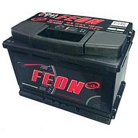 Аккумулятор Feon 6СТ-50 АзЕ Calcium