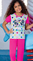 Пижама летняя для девочки,  Berrak