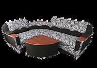 """Угловой диван """"Мадрид"""" в ткани 4 категории (ткань 4), фото 1"""