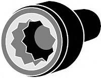 Комплект болтів головки блоку циліндрів skoda/vw/seat 1,2 02- (производство Corteco ), код запчасти: 016848B