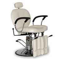 Кресло для педикюра Luna кремовое