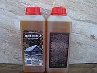 Олія лляна для дерева
