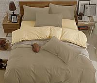 Семейный комплект постельного белья микрофибра