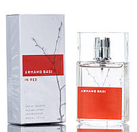 Armand Basi In Red 50 ml
