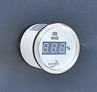 Цифровой датчик уровня воды ECMS (белый)