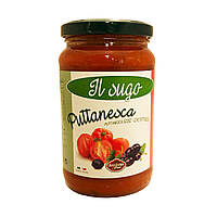 BALZANO Sugo alla puttanesca - Соус путанеска (c оливками и каперсами), 370g