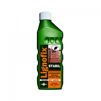 Невымываемый антисептик Lignofix Stabil (Концентрат 1:9) зелёный 1 кг