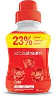 Сироп  для газированных напитков Cola (Кола) 750 мл.