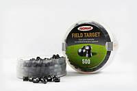 Пули Люман 0,55г Field Target 500 шт/пчк, 4.5 мм, Украина