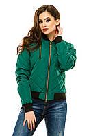 Молодежная женская куртка на весну